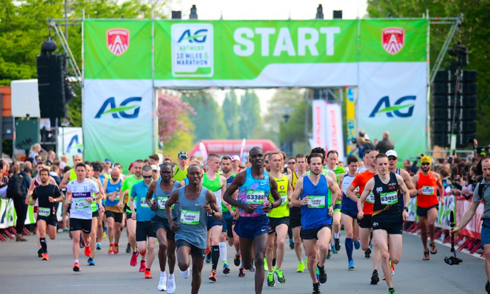 AG Antwerp 10 Miles